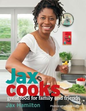 Jax Cooks - Book cover - High quality