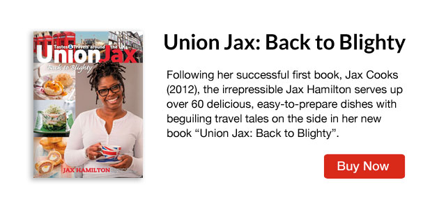 Union Jax - Back to Blighty