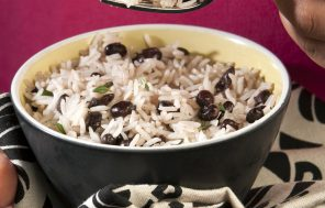 Rice and Peas - Jax Hamilton Cooks