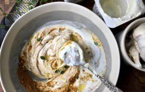 Turmeric, Lemon & Yoghurt Mash Up - Jax Hamilton