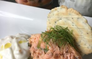 Salmon, Fennel & Vermouth Rillette - Jax Hamilton Cooks