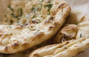 Garlic and Herb Flatbreads - Jax Hamilton Cooks