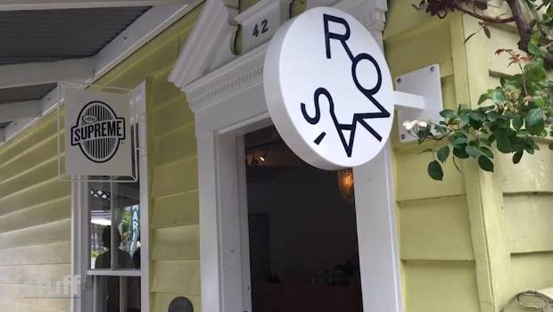 Rona's Restaurant Review - Jax Hamilton Cooks