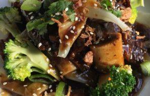 Sticky Asian Beef Ribs - Jax Hamilton Cooks